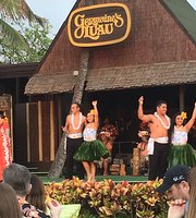 Germain's Luau