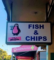 Pink Penguin Cafe