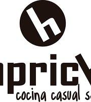 Capricho- Comida Casual Sevillana