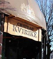 Restaurant Chateau Kvirike