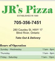 J R's Pizza