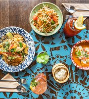 Rosa's Thai Cafe Liverpool