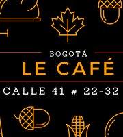 Le Café Bogotá