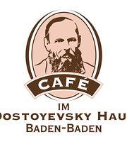 Café im Dostoyevsky Haus Baden-Baden