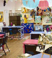 The Art Cafe - Castle Combe - Open selected weekends only