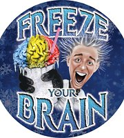 Freeze Your Brain Shave Ice