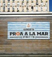 Guingueta Proa a la Mar
