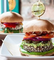 Handmade Burger Co Brindley Place Birmingham