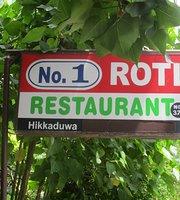 No.1 Roti Restaurant Hikkaduwa