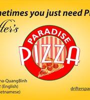 Drifter's Paradise Pizza