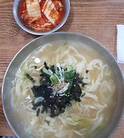 Gwangmyeong Hongdukkae Noodles Soup