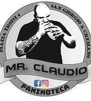 Mr Claudio Paninoteca