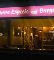 Nueva especie burger