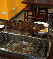 Beijing Capital Taste Carbon Roast Leg Of Lamb