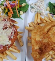 Captain Cook Fish & Chips