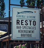 Auberge La Fascine - Restaurant