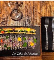 La Table De Nathalie