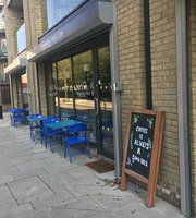 Haggerston Perk Cafe