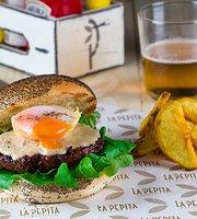 La Pepita Burger Bar - Logroño