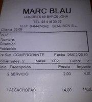 Restaurant Marc Blau