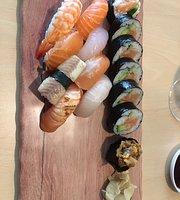 Soyokafe sushi