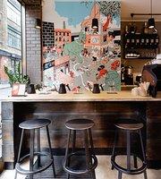 Origin Coffee Roasters - Charlotte Road