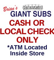 Brian's Giant Subs