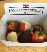 Aardbeien van Jan & Birgitte