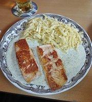 Restaurant im Hotel Hirsch