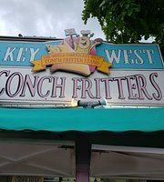 Conch Fritter Stand