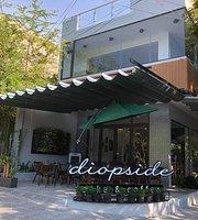 Diopside Cake & Coffee