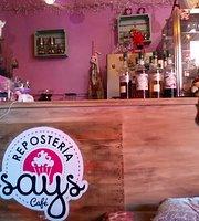 Cafetería y Repostería Say's