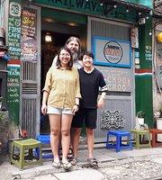 The Railway Hanoi ( Choo Choo Cafe )