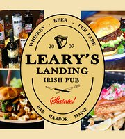 ‪Leary's Landing Irish Pub‬