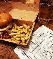 Honest Burgers - Manchester