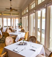 The Café at The Chanler