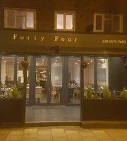 Forty Four Sheen Lane
