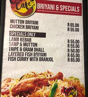 Curry Cafe - Spillers Wharf