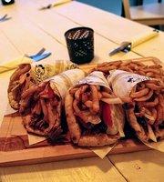 Greek gyros Grill