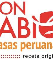 Don Fabio brasas peruanas