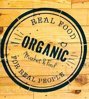 Organic Market & Food Restaurant