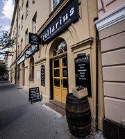 Cellarius wineshop & winebar Budecska Prague