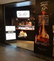 Campfire Grill Beef Steak Tahoma Fuji