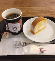 Caffe Lat 25 ° Narita Airport Terminal 3 Terminal 3F