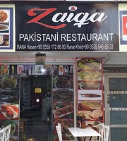 Zaiqa Pakistani Restaurant Istanbul