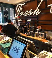 Peak Coffee Hub