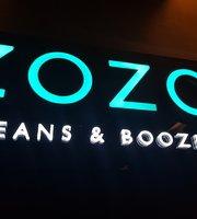 ZOZO-Beans & Booze