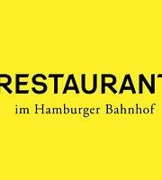 Restaurant im Hamburger Bahnhof