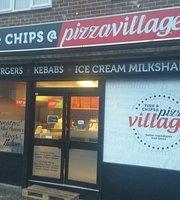 Fish & Chips @ Pizza Village