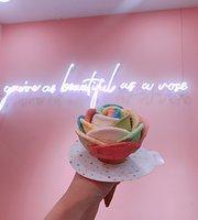 Roseice gelato